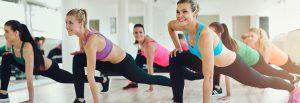 Fitnessstudio für Frauen finden