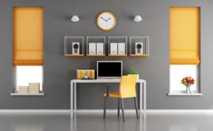 farben für Arbeitsraum