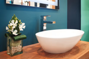 Farben für Badezimmer