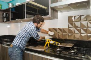 Küchenstudio montage